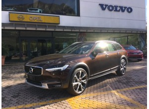 VOLVO V90 CROSS COUNTRY - Avventura con Stile
